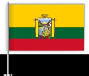 Bandera del cantón Paute