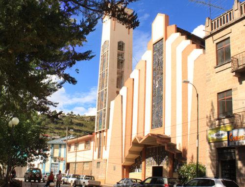 Iglesias de Paute