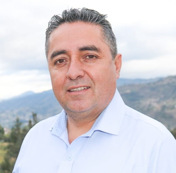 Víctor Manuel Salinas Gonzales, Alcalde de Zamora