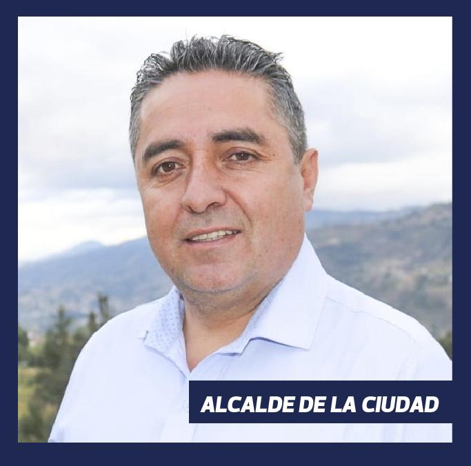 Raúl Delgado Alcalde de Paute