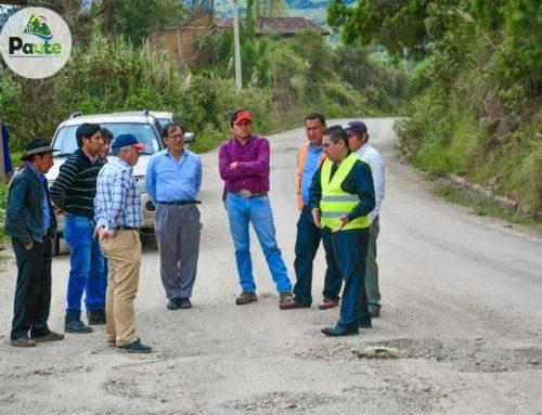 Finalizan los trabajos de bacheo en la vía Chicty – Tomebamba Guarainag