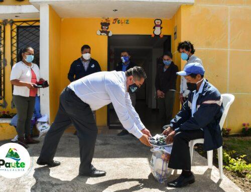 REANUDAN SERVICIO DE FISIOTERAPIA EN SAN CRISTÓBAL