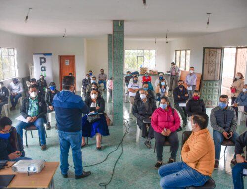 LÍDERES COMUNITARIOS Y BARRIALES PRIORIZARON LAS OBRAS DEL   PRESUPUESTO PARTICIPATIVO 2021